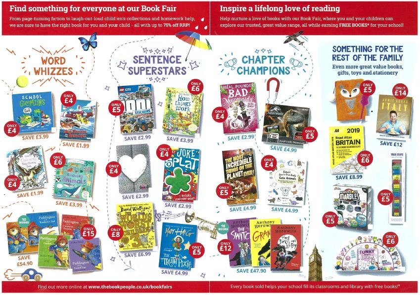 Book Fair | Farr Primary School